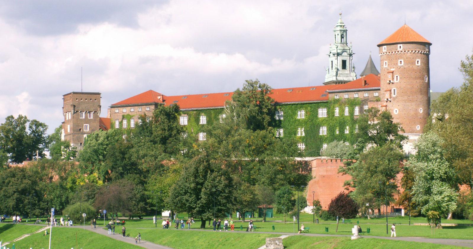Castello Reale di Cracovia edificio certificato asciutto il 16/09/2010